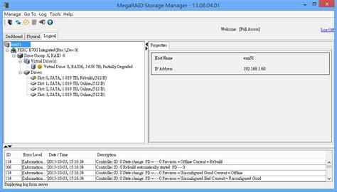 Lsi Megaraid Storage Manager Download Ibm : Super-necessity gq